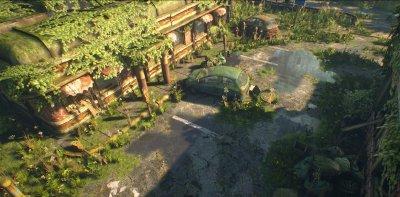 The Last of Us воссоздали на движке Unreal Engine 4
