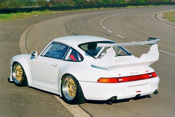Раритетный Porsche 993 GT2 Evo будет продан на аукционе