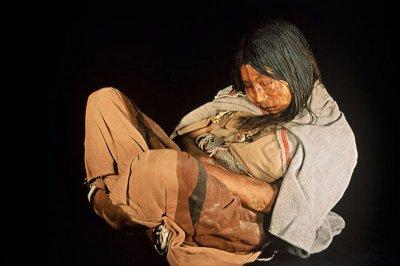 Древние мумии оказались устойчивыми к антибиотикам