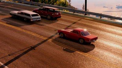 В сети появилась дата выхода и новое видео GTA V Redux