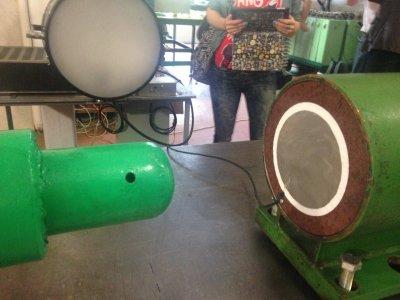 В Подмосковье прошли успешные испытания первой российской электромагнитной пушки