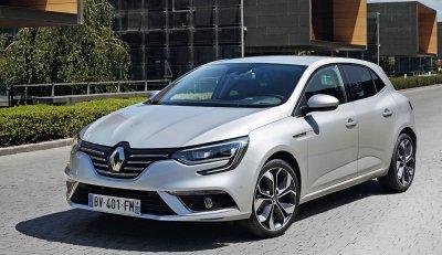 Renault официально представил обновленный седан Megane