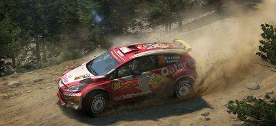 В сети появилась дата релиза и первый трейлер игры WRC 6