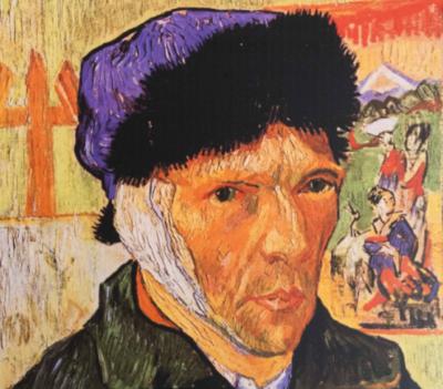 Эксперт разгадал тайну отрезанного уха Ван Гога