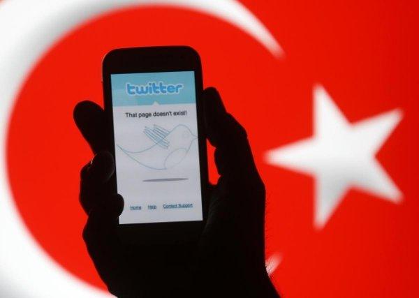 В Анкаре заблокирован доступ к Facebook и Twitter
