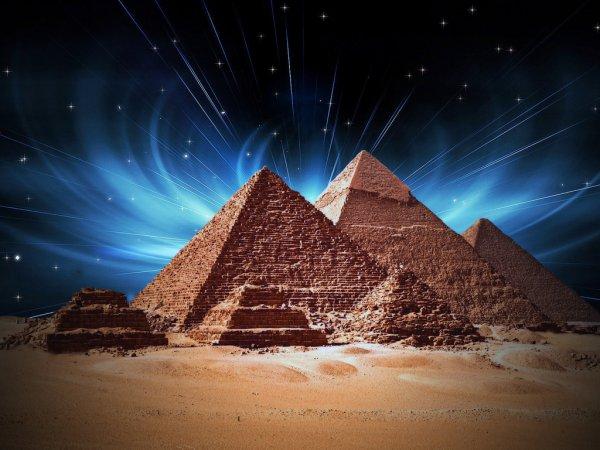Ученые узнали настоящих строителей египетских пирамид