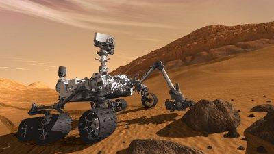 В Сети появились сведения о новом марсоходе Curiosity 2.0