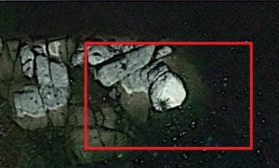 Уфологи обнаружили на Google Earth гигантского паука