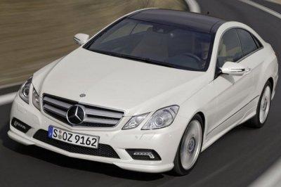 Стали известны европейские цены на новый универсал E-Class от Mercedes-Benz