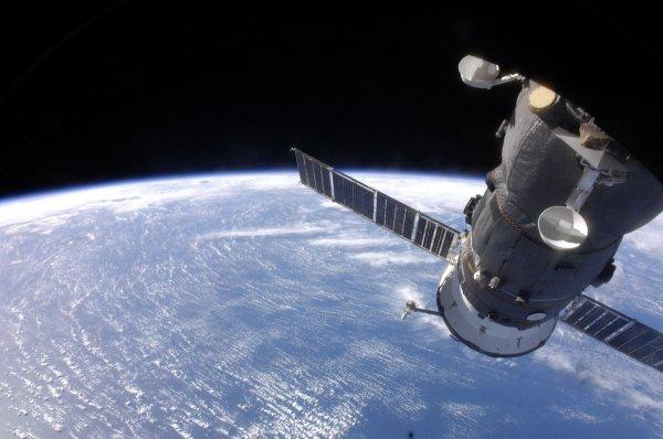 На МКС отправят прибор для изучения инопланетян