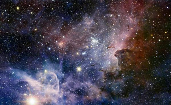 Телескоп Hubble обнаружил изолированную галактику с новыми звездами