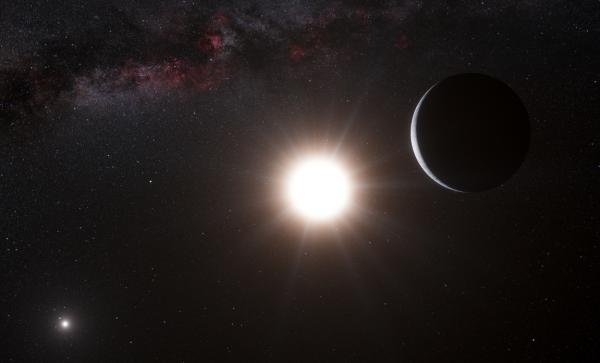 Ученые: Вокруг альфы Центавра вращаются несколько землеподобных планет