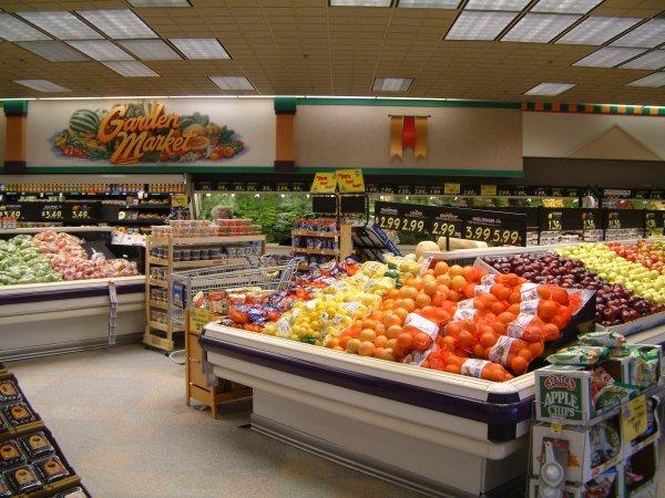 В августе в России ожидается падение цен на продукты