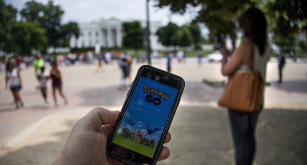 Страница Pokemon в Японии из-за обилия обращений оказалась недоступна