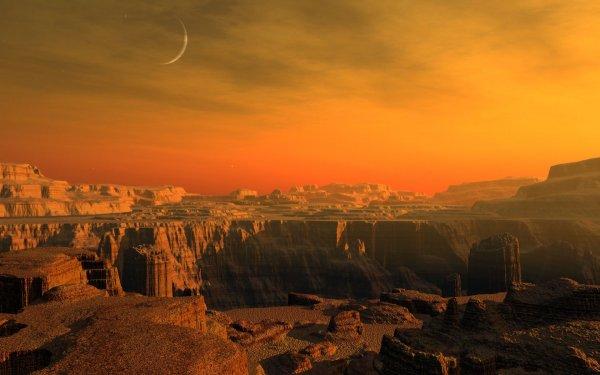 Ученый NASA: На Марсе есть жизнь и мы знаем где ее искать