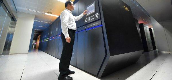 Китайские ученые создали сверхмощный симулятор Солнца