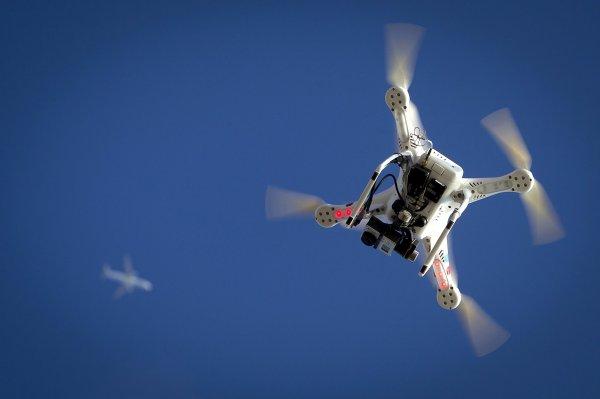 В США появились дроны для доставки пончиков