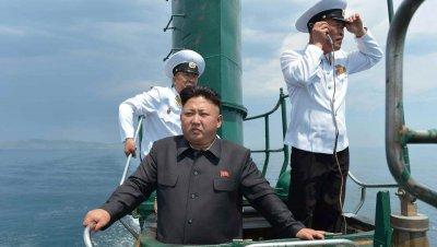 В Северной Корее идет строительство доков для баллистических ракет