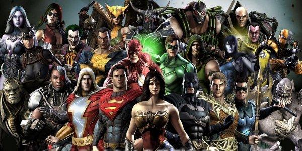 В новом трейлере Injustice 2 чудо-женщина связала супермена