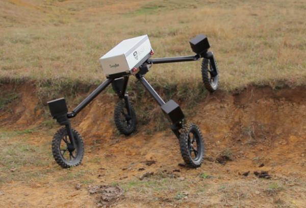 Робот SwagBot станет многофункциональным помощником для фермеров