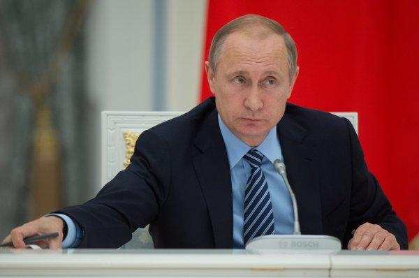 Владимир Путин 27 июля встретится с олимпийской сборной РФ