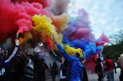 В Ижевске впервые пройдет Фестиваль цветного дыма
