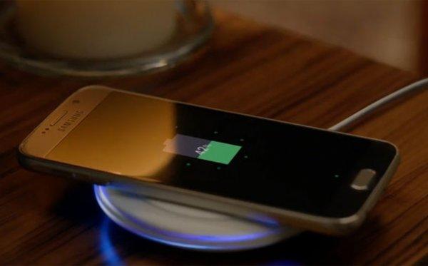 Samsung создаст устройство беспроводной подзарядки нового формата