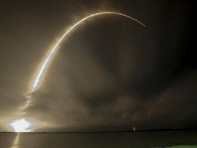 Жители США восприняли китайскую ракету за НЛО