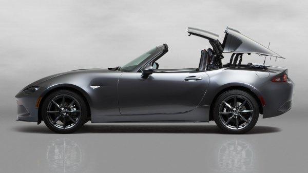 Mazda MX-5 получит двигатель с элементами из карбона