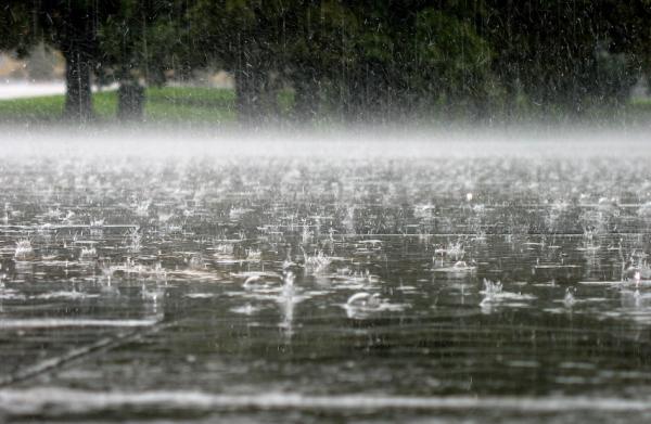 Завтра в Башкирии пройдут дожди и грозы