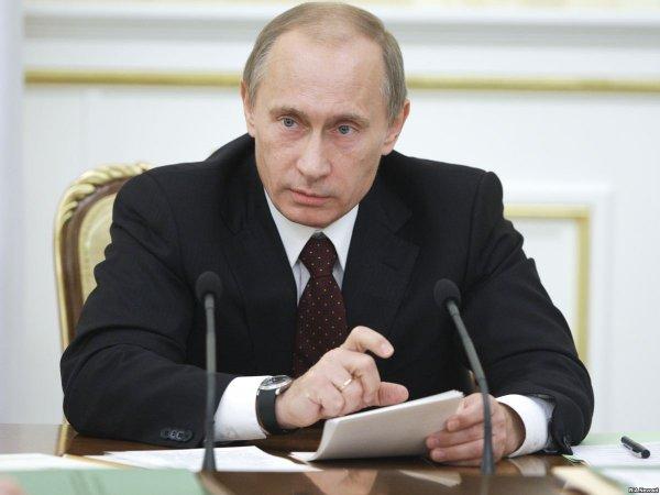 Путин выразил благодарность Словении за сохранение памяти русских воинов
