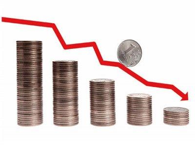 Рубль пережил худший месяц в этом году - эксперты