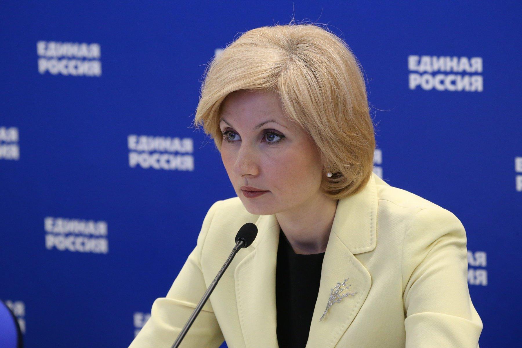 Депутат ольга баталина фото