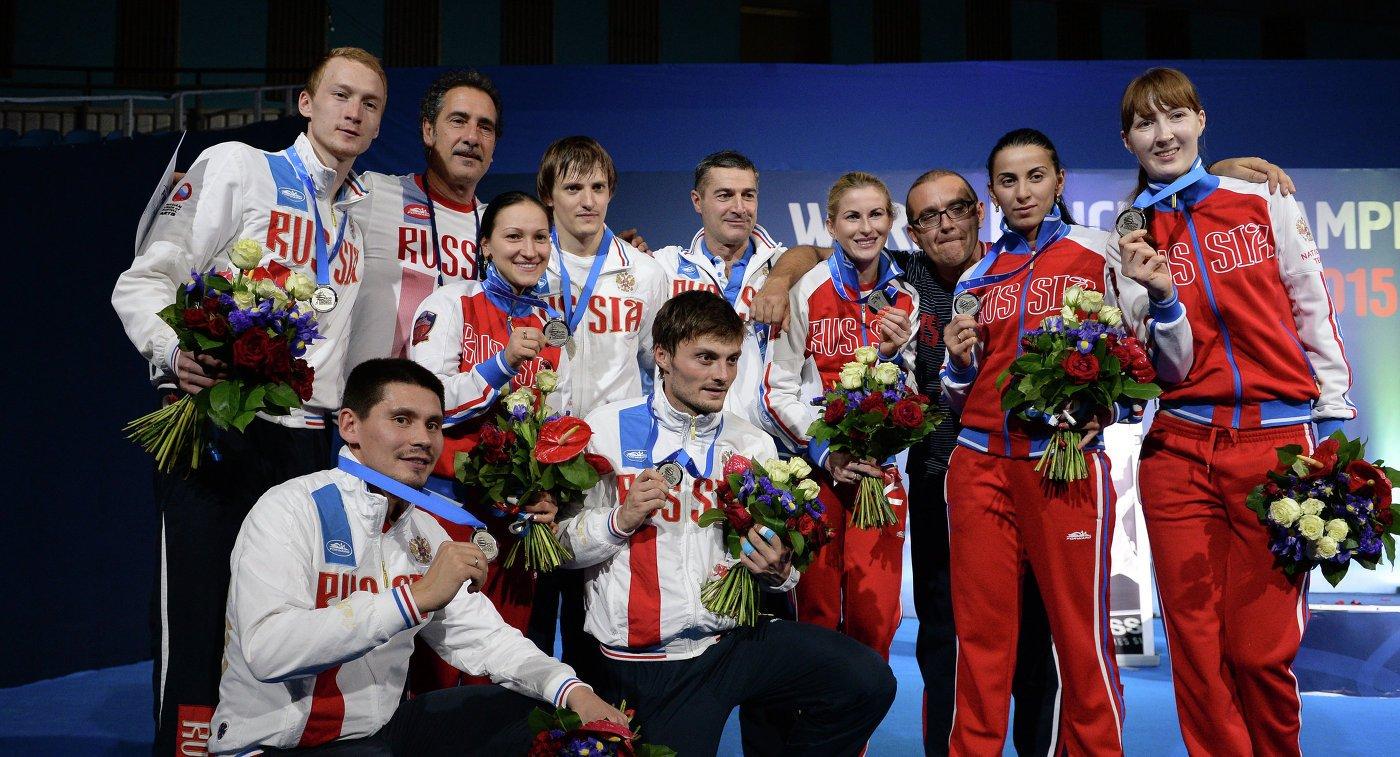 радует наших сборная по фихтованию на олимпиаде 2016 получении кредита банках