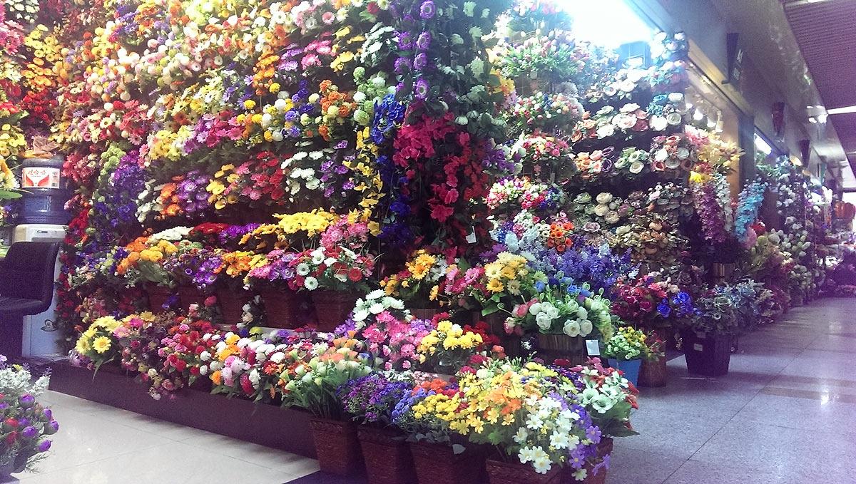 Где можно оптом купить искусственные цветы в москве купить цветы в невском районе