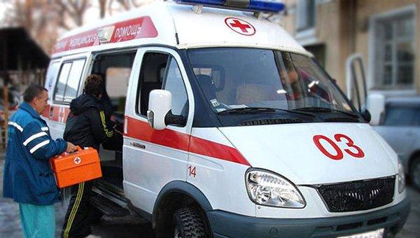 В Воронеже произошло ДТП, погиб один человек