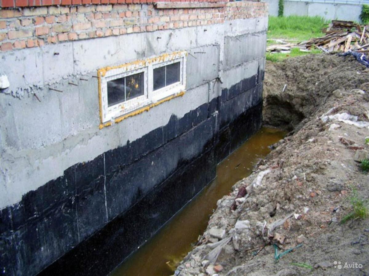 Гидроизоляция бетона: железобетонных и бетонных конструкций.