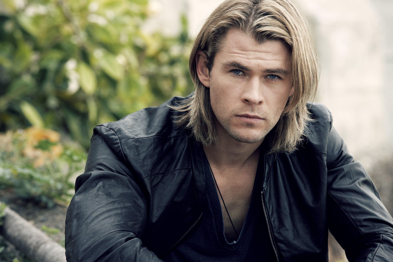 Мужские причёски с длинными волосами