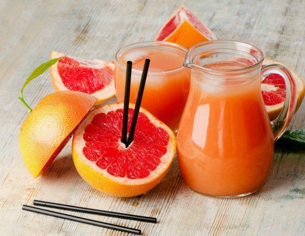 Ученые: Грейпфрутовый сок смертельно опасен для человека