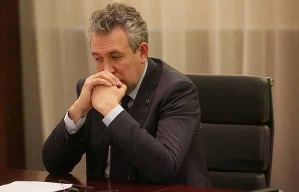 Президент России похвалил главу ВЭБа  Сергея Горькова