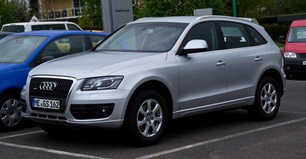 Audi выпустила юбилейную версию модели Q5