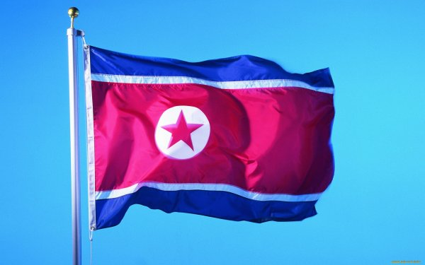КНДР намерено установить свой флаг на лунной поверхности