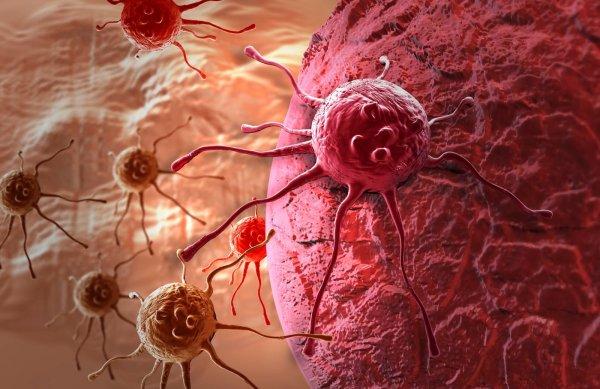 Ученые: Генетические мутации повышают риск развития рака