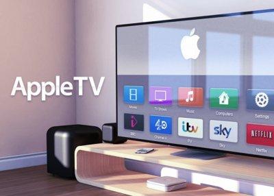 В Apple TV в РФ впервые попало пиратское приложение