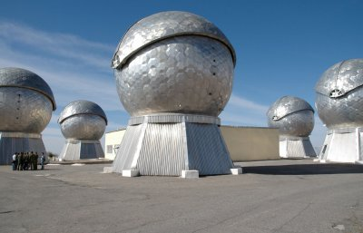 На Алтае запустили первую в России систему контроля космического пространства