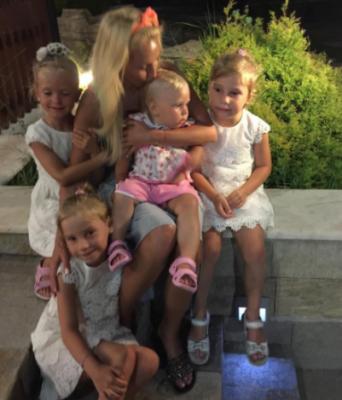 Лера Кудрявцева призналась, что у нее пятеро детей
