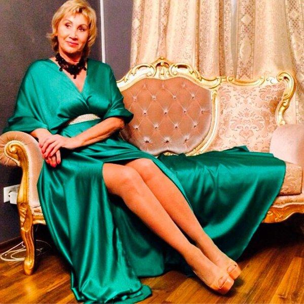 Лариса Копенкина выставила напоказ жуткий целлюлит