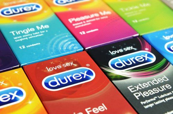 Презервативы Durex пока не будут поставляться на российский рынок