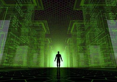 Ученые заявили, что человечество живет в матрице