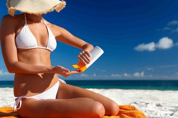 Ученые: Солнцезащитный крем не спасает от рака кожи